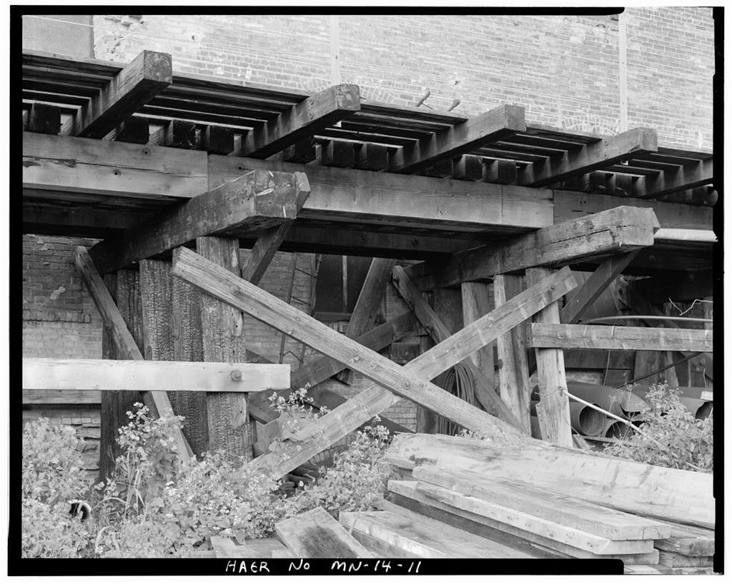 Standard Mill, 116-118 Portland Avenue South, Minneapolis, Hennepin County, MN