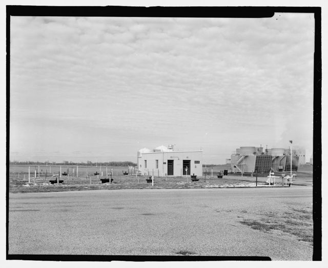 Stanley R. Mickelsen Safeguard Complex, Fuel Oil Pump Station, In Limited Access Area between Service Roads A & D, Nekoma, Cavalier County, ND