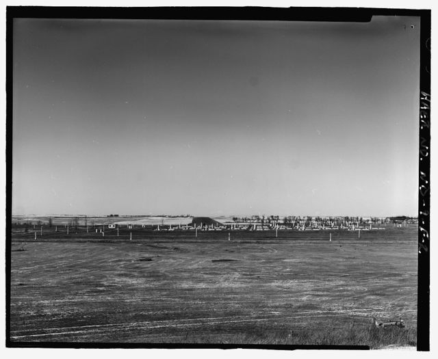 Stanley R. Mickelsen Safeguard Complex, Missile Launch Area, Within Exclusion Area, Nekoma, Cavalier County, ND