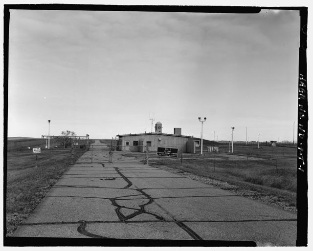 Stanley R. Mickelsen Safeguard Complex, Remote Sprint Launch Site No. 1, Just South of Ramsey-Cavalier County line & 3 miles West of Hampden, ND, Nekoma, Cavalier County, ND