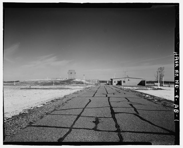 Stanley R. Mickelsen Safeguard Complex, Remote Sprint Launch Site No. 3, North of State Route 5, approximately 10 miles Southwest of Walhalla, ND, Nekoma, Cavalier County, ND