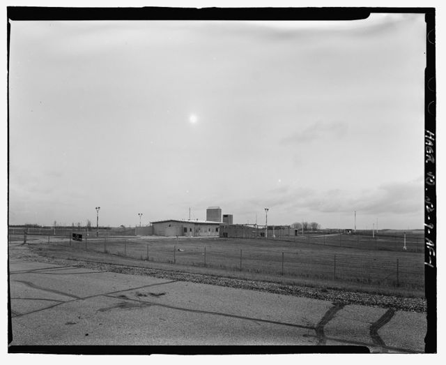 Stanley R. Mickelsen Safeguard Complex, Remote Sprint Launch Site No. 4, North of State Highway 17, approximately 9 miles Northwest of Adams, ND, Nekoma, Cavalier County, ND