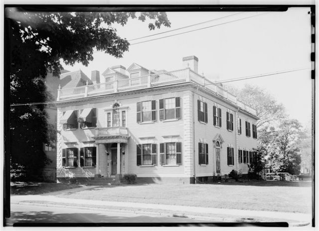 Starkweather-Stearns House, 60 Summit Avenue (moved from 57 Summit Avenue), Pawtucket, Providence County, RI