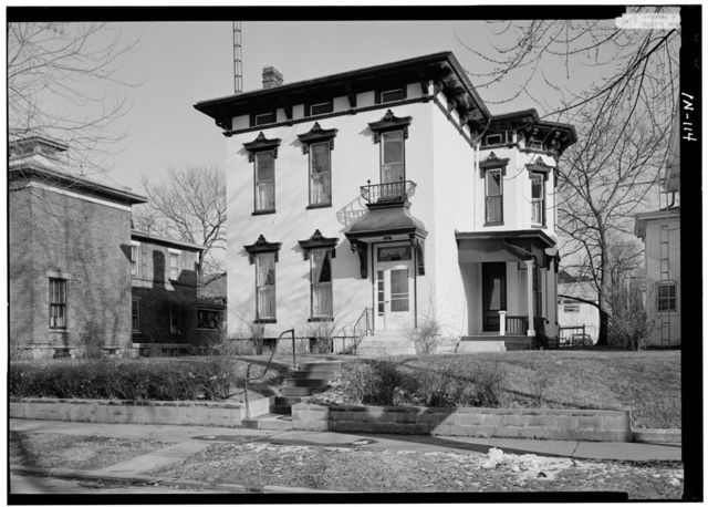 Starr Historic District, 215 North Eleventh Street (House), Richmond, Wayne County, IN