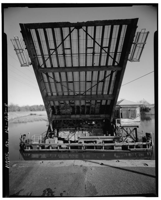 State Bridge No. 0302150, Spanning Bass River at U.S. Route 9, New Gretna, Burlington County, NJ