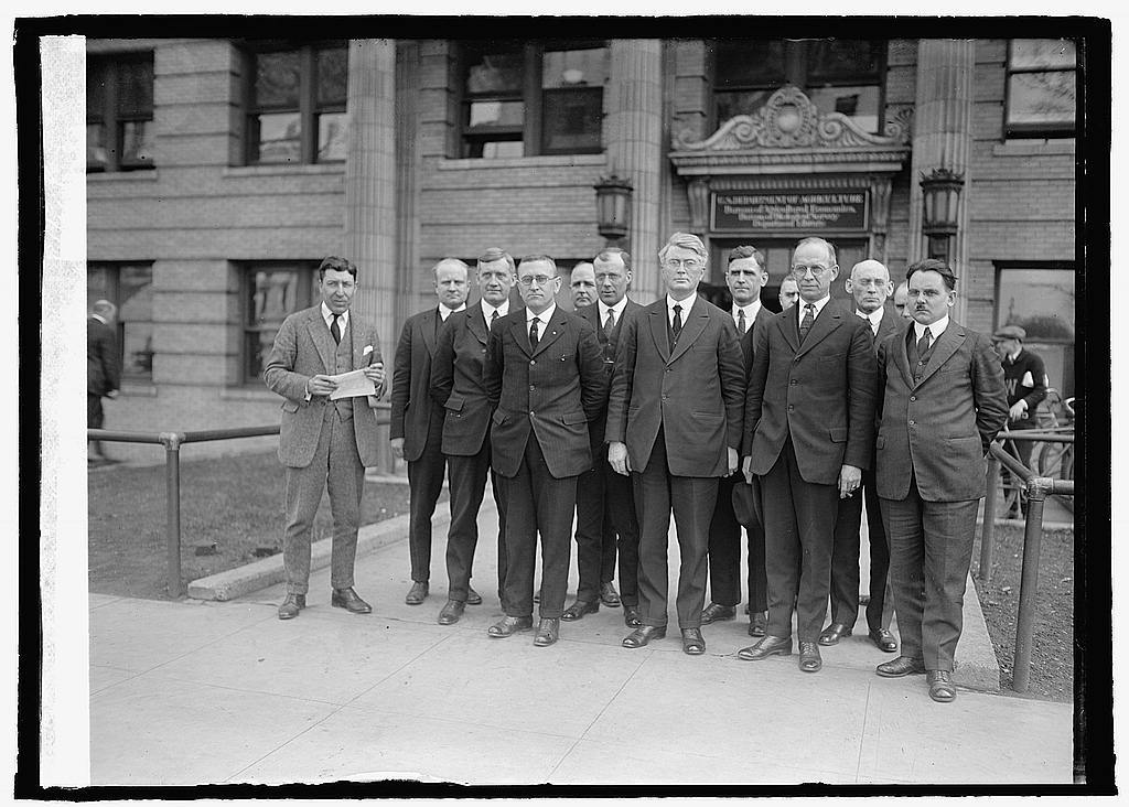 State marketing officials, 4/16/23