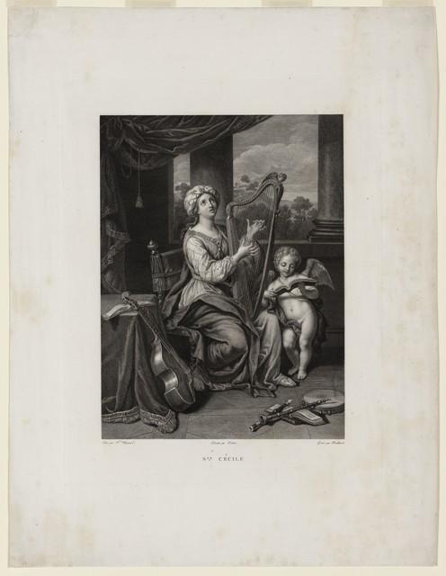 Ste Cécile (Saint Cecilia)