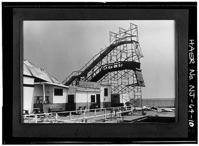 Steel Pier, Boardwalk at Virginia Avenue, Atlantic City, Atlantic County, NJ