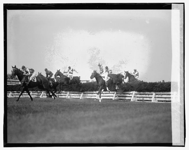 Steeple Chase, 10/2/23