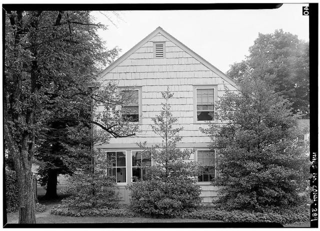 Stephen Tyng Mather House, 19 Stephen Mather Road, Darien, Fairfield County, CT