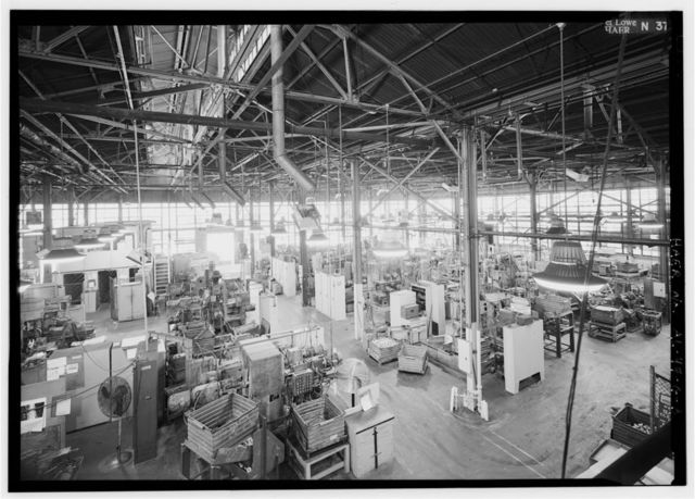 Stockham Pipe & Fittings Company, Brass Foundry, 4000 Tenth Avenue North, Birmingham, Jefferson County, AL