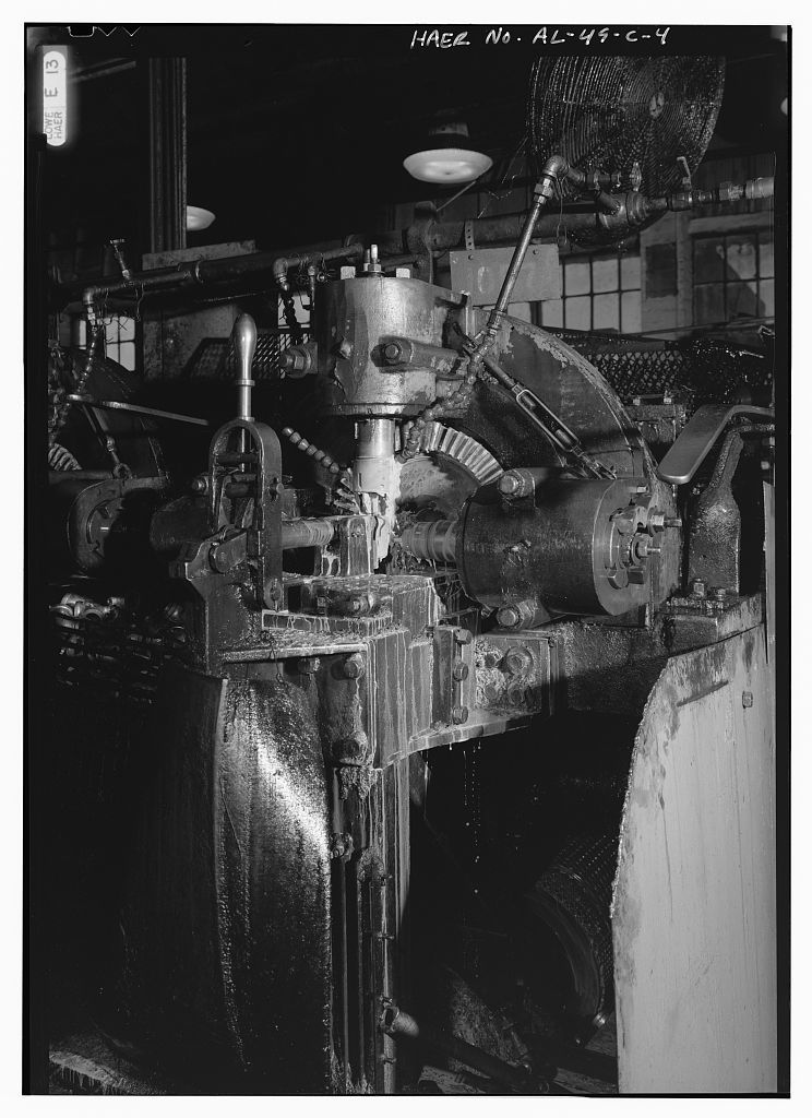 Stockham Pipe & Fittings Company, Tapping Room, 4000 Tenth Avenue North, Birmingham, Jefferson County, AL