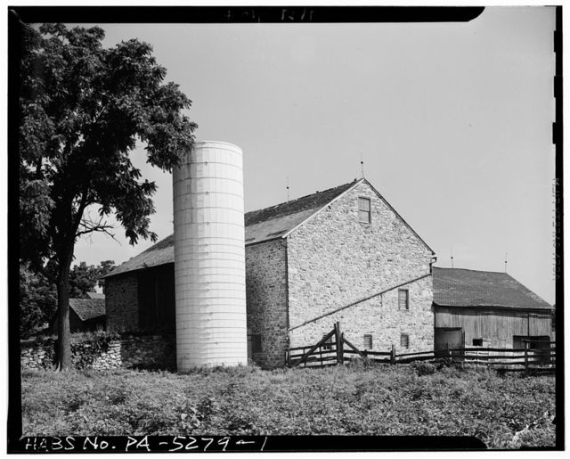 Stolzfus Stone Barn, State Route 73 vicinity (Oley Township), Oley, Berks County, PA