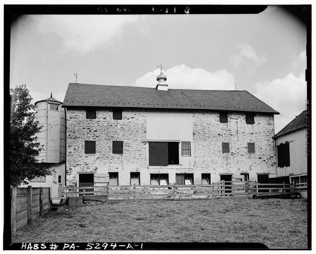 Stone Barn A, State Route 132, Neshaminy, Bucks County, PA