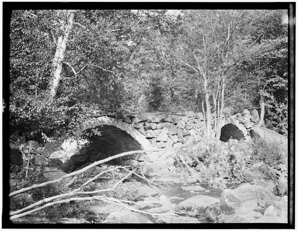Stone Bridge, Route 9, Stoddard, Cheshire County, NH