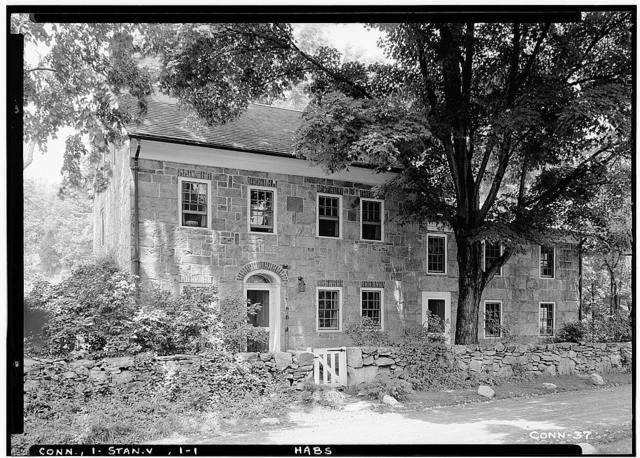 Stone House, Farms Road, Stanwich, Fairfield County, CT