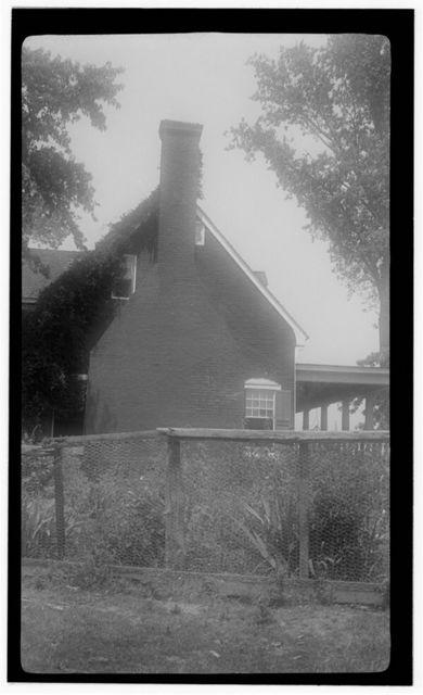 Stratton Manor, State Route 642 vicinity, Cheriton, Northampton County, VA