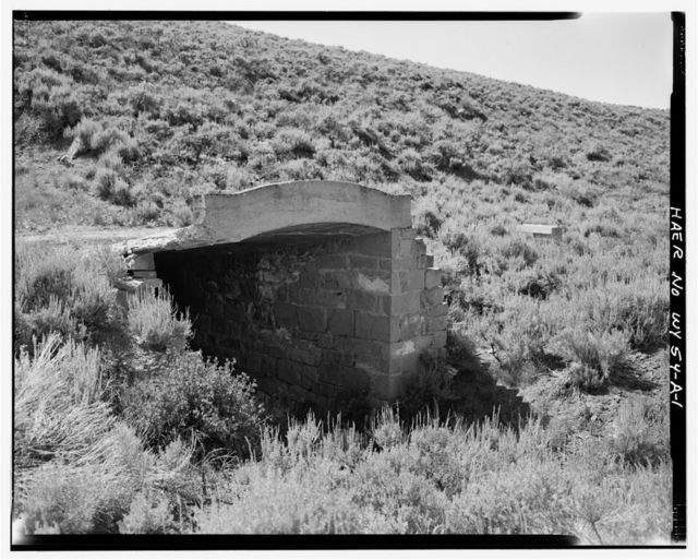 Sublet Mine No. 6, Portal One, South Portal, west side of Willow Creek Valley, east of County Road No. 306, 3 miles north of U.S. Highway 189, Kemmerer, Lincoln County, WY