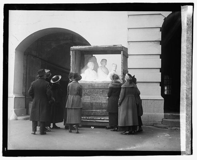 Suffrage Memorial, 2/5/21