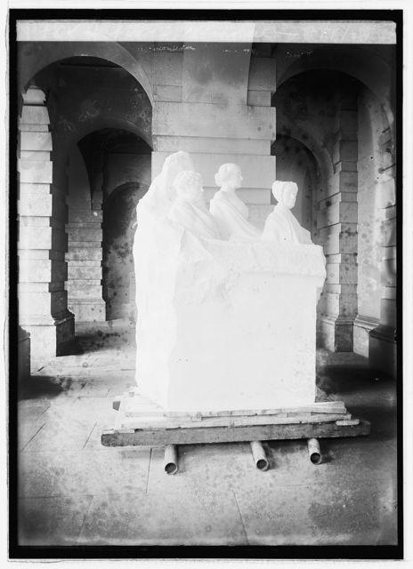 Suffrage Memorial, 2/8/21