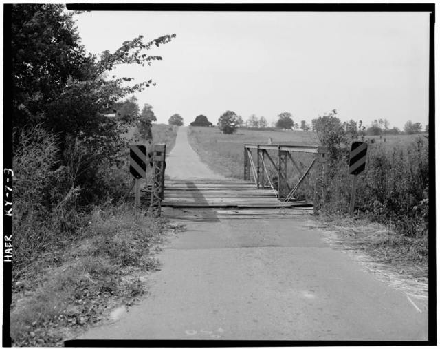 Suger Creek Bridge, Spanning Suger Creek, Hopkinsville, Christian County, KY