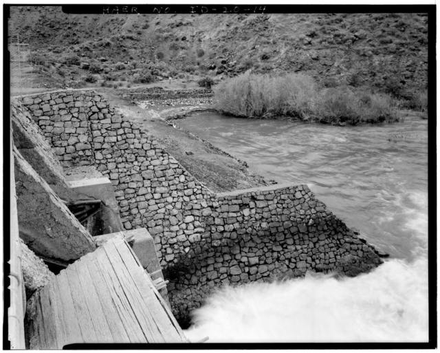 Swan Falls Dam, Snake River, Kuna, Ada County, ID
