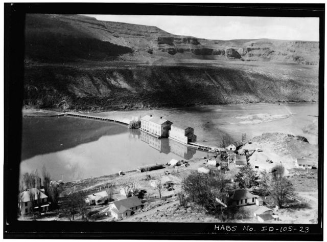 Swan Falls Village, Snake River, Kuna, Ada County, ID