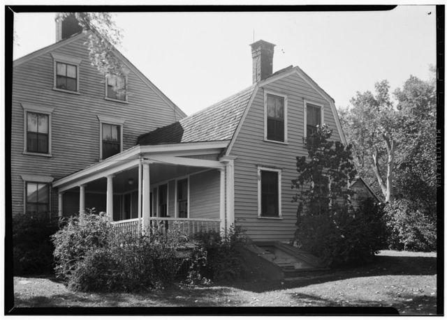 T. H. Manton House, Wilbur Road, Lime Rock, Providence County, RI