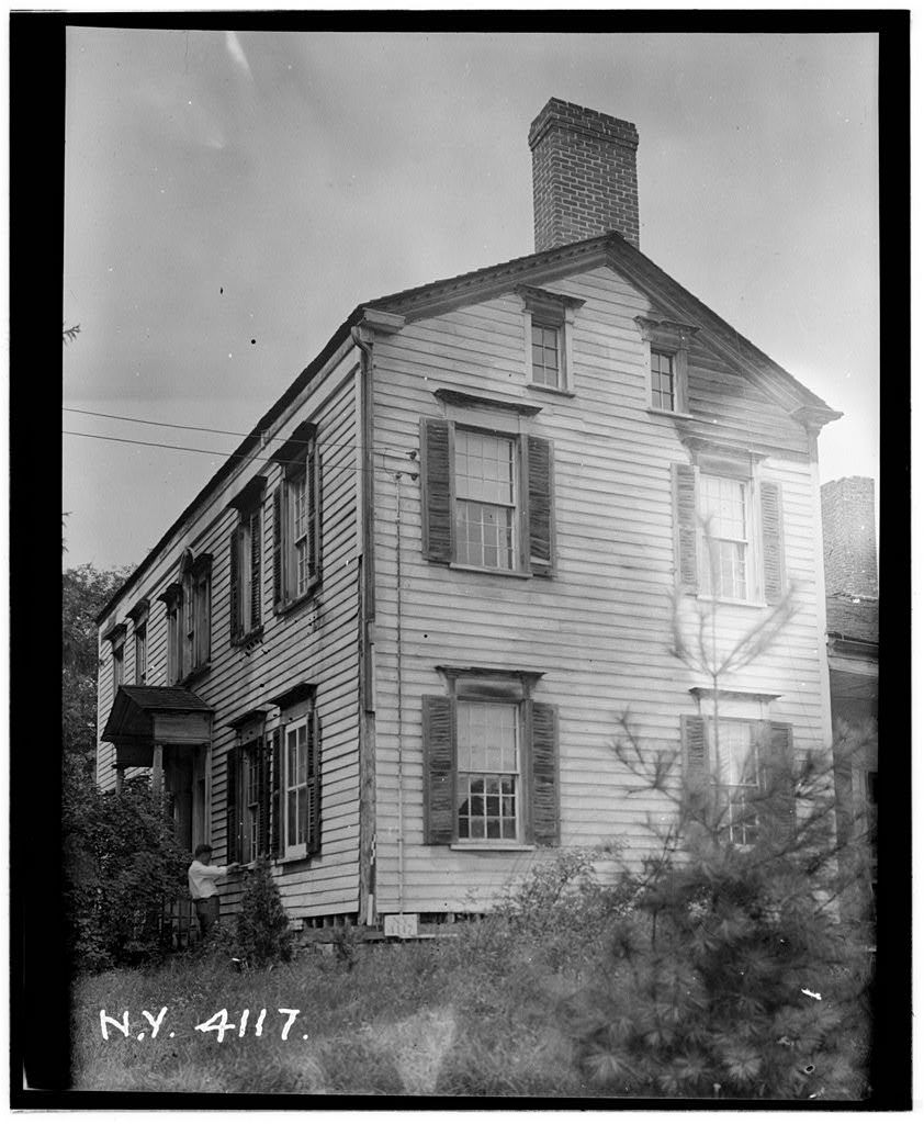 Taber-Wing House, State Route 22, Dover Plains, Dutchess County, NY