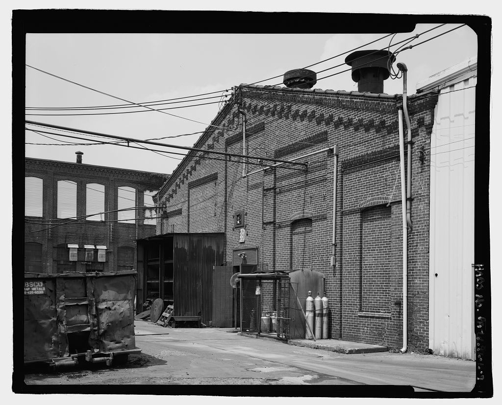 Tacony, Disston Precision, Incorporated, On a site within block bounded by New State Road, Unruh Avenue, & Milnor & (Knorr) Streets, Philadelphia, Philadelphia County, PA