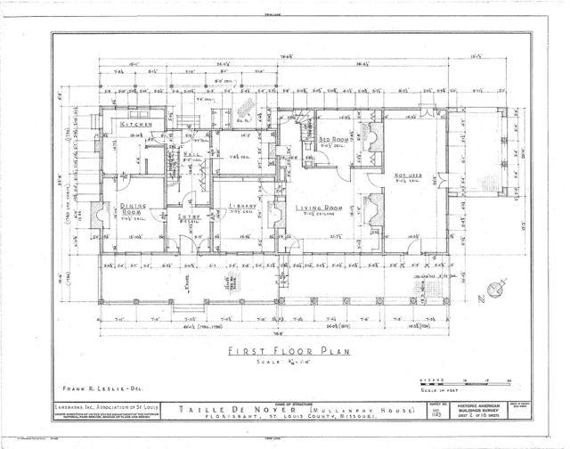 Taille de Noyer, 400 Taille de Noyer, Florissant, St. Louis County, MO