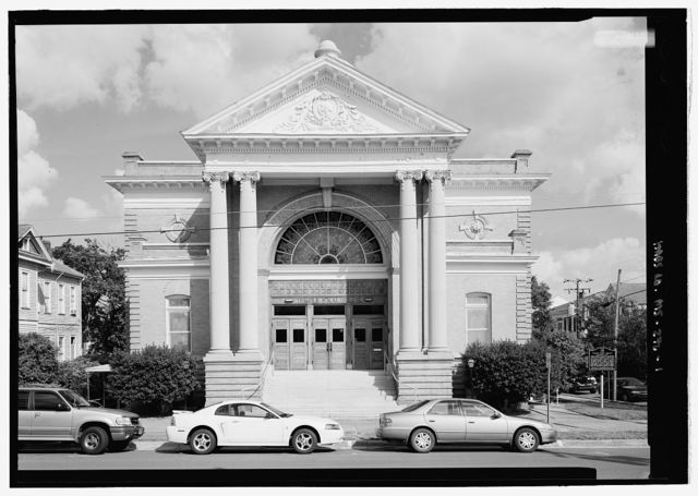 Temple B'Nai Israel, 213 S. Commerce Street, Natchez, Adams County, MS