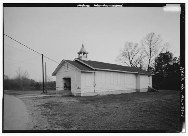 Tennessee Coal & Iron Company Church, State Route 150 at Morgan Road, Bessemer, Jefferson County, AL