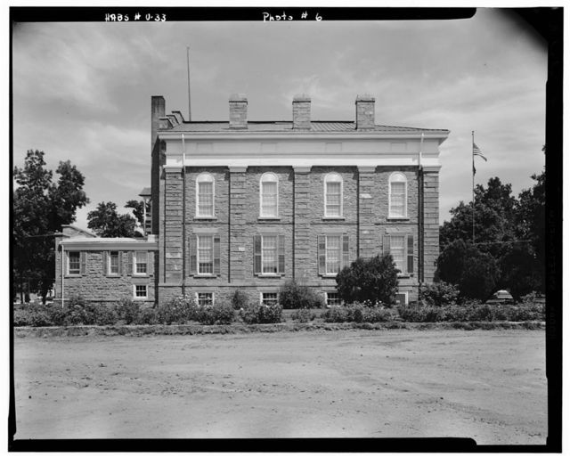 Territorial Capitol, Main, Center, First South & First West Streets, Fillmore, Millard County, UT