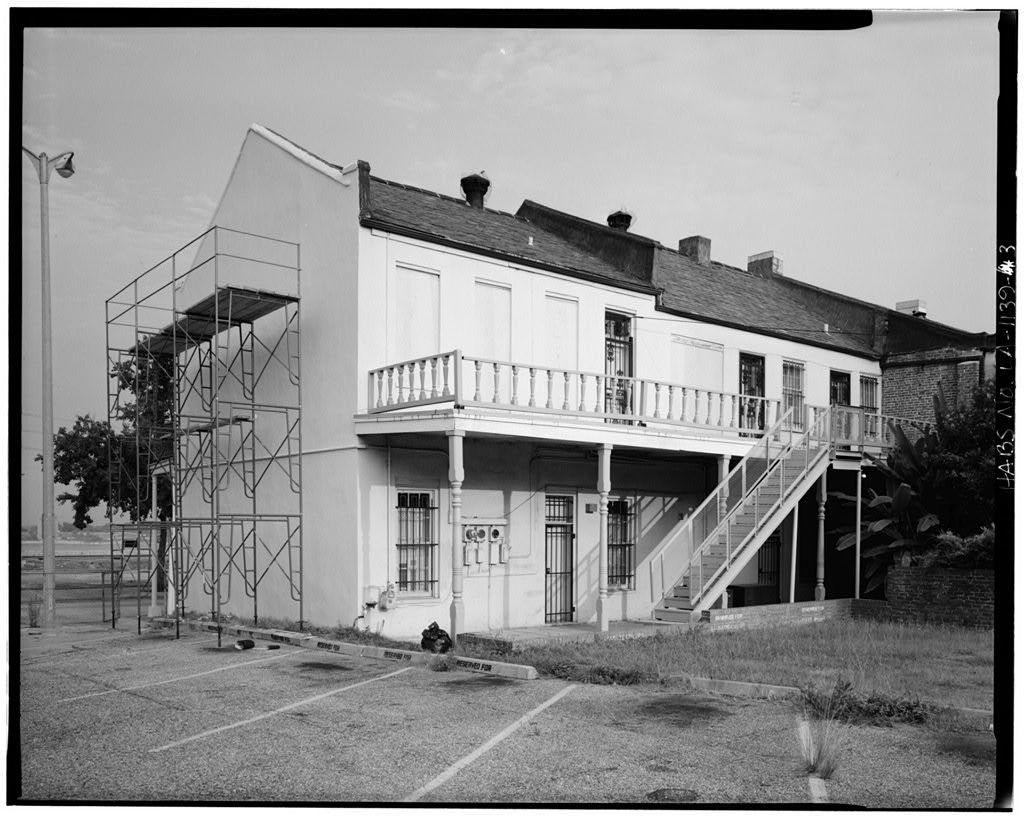 Tessier Building, 342,346,348 Lafayette Street, Baton Rouge, East Baton Rouge Parish, LA