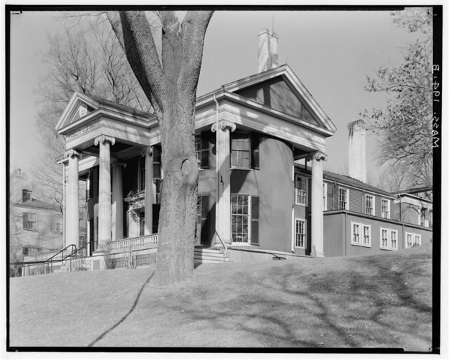 Thatcher Magoun House, 117 High Street, Medford, Middlesex County, MA
