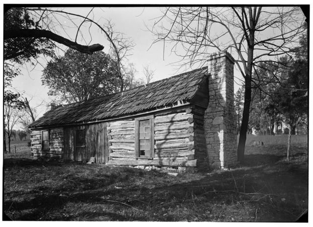 The Cedars, Slave Cabin, Barnhart, Jefferson County, MO