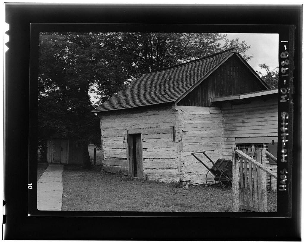 The Cedars, Smokehouse, Barnhart, Jefferson County, MO