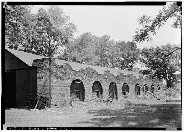 The Deserted Village, Fuel Depot, Allaire, Monmouth County, NJ