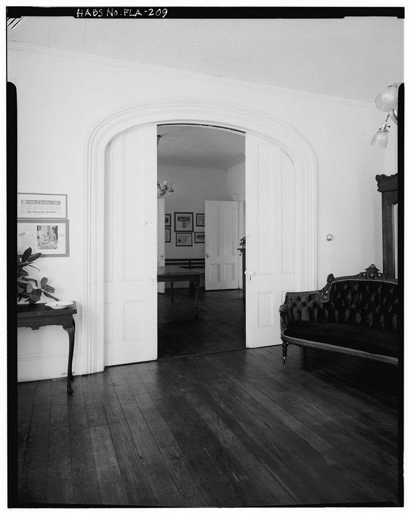 The Dorr House, 305 South Adams Street, Pensacola, Escambia County, FL
