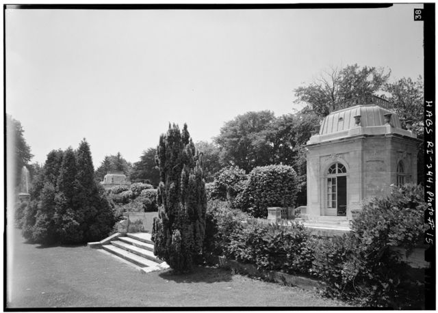 The Elms, Bellevue Avenue, Newport, Newport County, RI