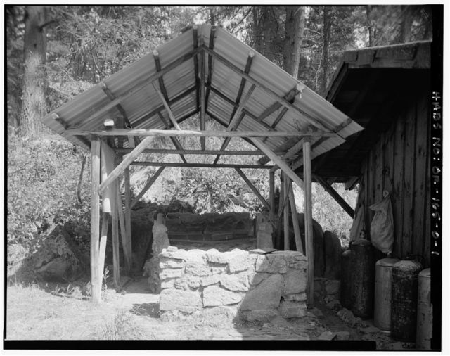 The Horse Ranch, Barbeque, Eagle Cap Wilderness Area, Joseph, Wallowa County, OR