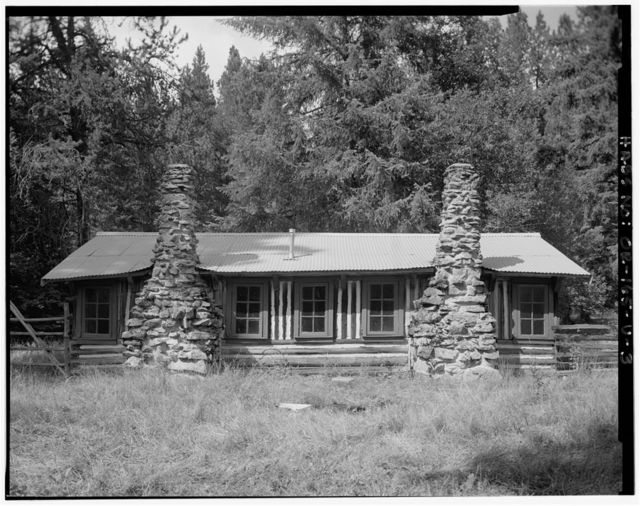 The Horse Ranch, Duplex Cabin No. 2, Eagle Cap Wilderness Area, Joseph, Wallowa County, OR