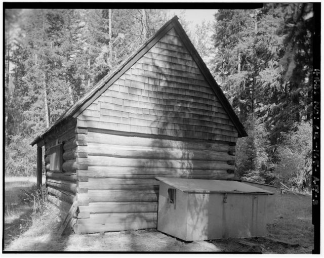 The Horse Ranch, Millard Ranger Station, Eagle Cap Wilderness Area, Joseph, Wallowa County, OR