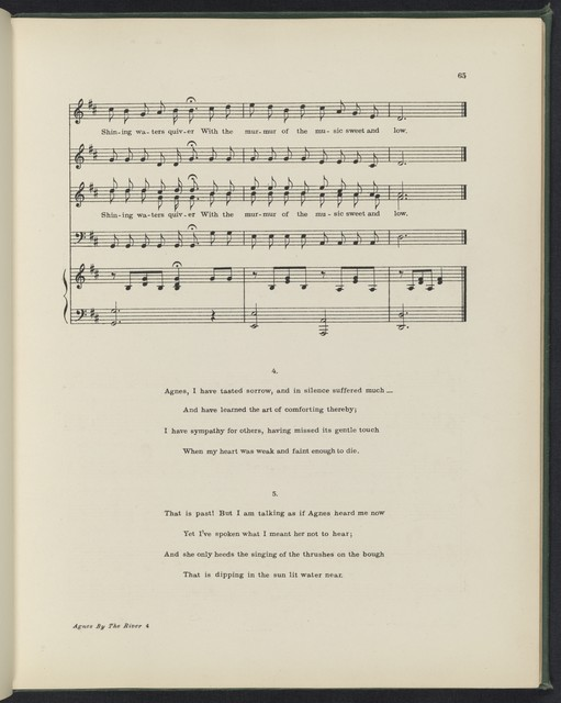 The  songs of Henry Clay Work
