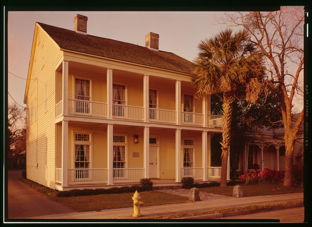Theodore Moreno House, 300 East Government Street, Pensacola, Escambia County, FL