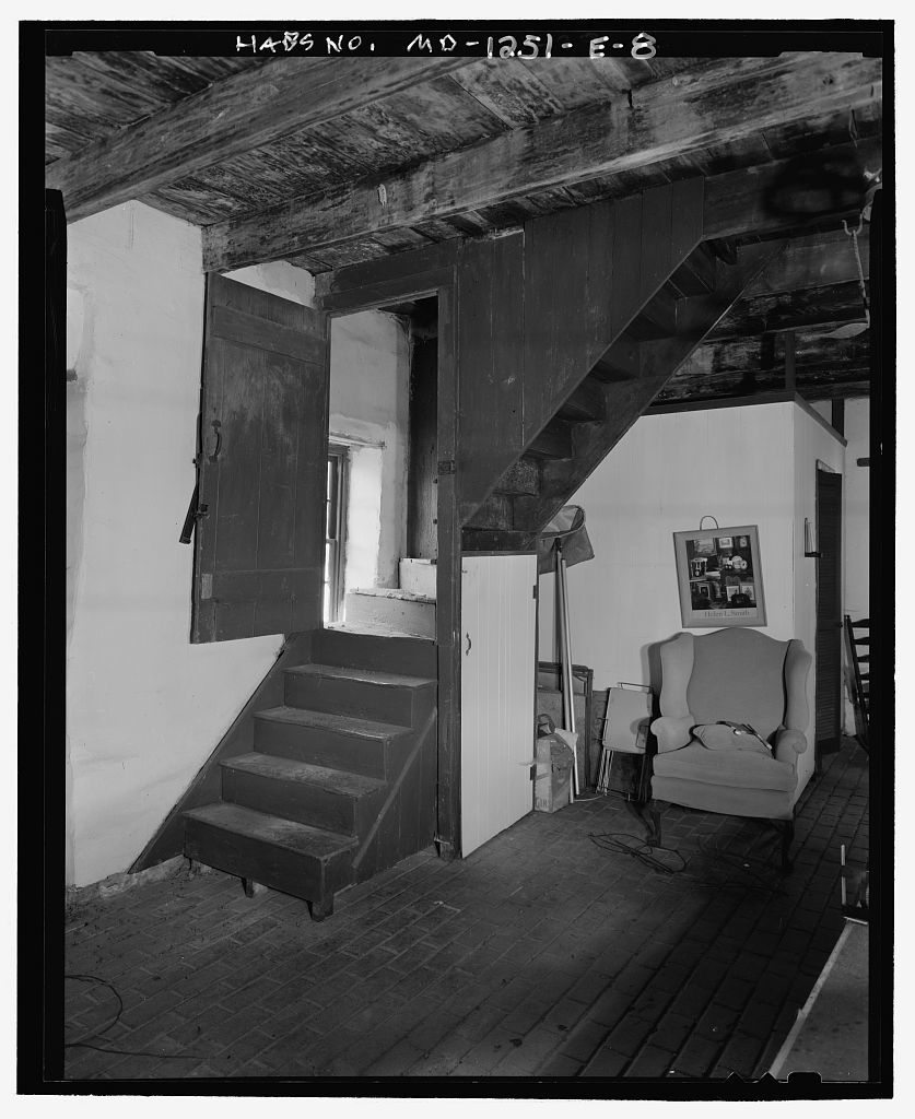 Thomas Farm, Stone Tenant House, 4632 Araby Church Road, Frederick, Frederick County, MD