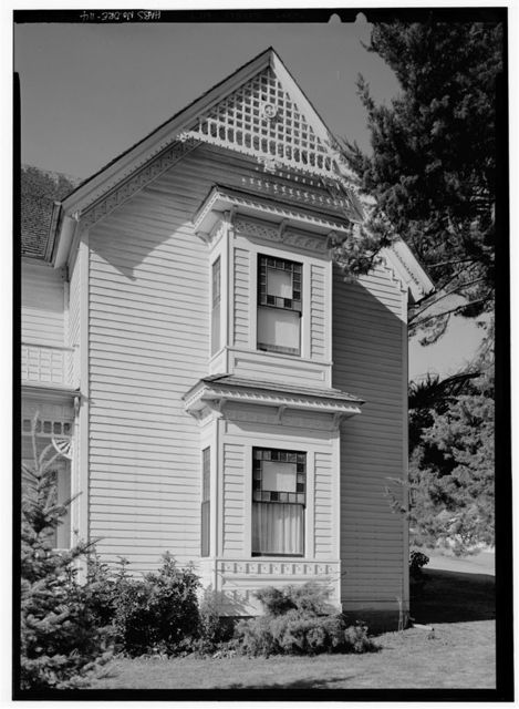 Thomas G. Reames House, 540 East California Street, Jacksonville, Jackson County, OR