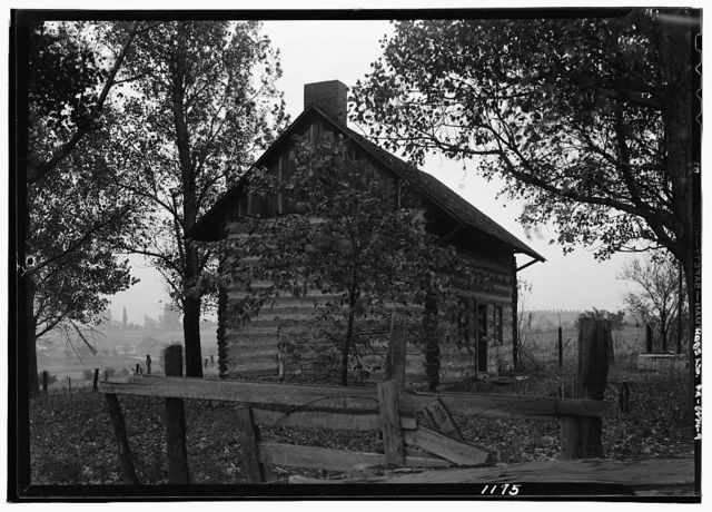 Thomas Gaddis House, 300 yards east of old U.S. Route 119 near intersection of Route 859, Uniontown, Fayette County, PA
