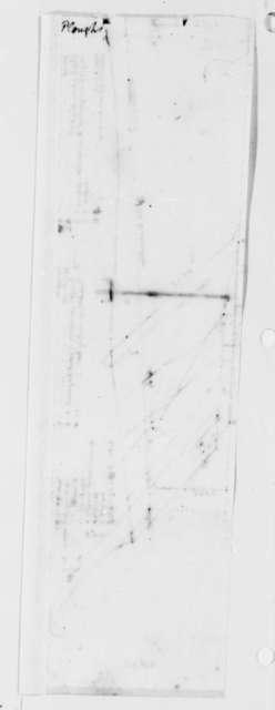 Thomas Jefferson, no date, Design for Mould Board Plow
